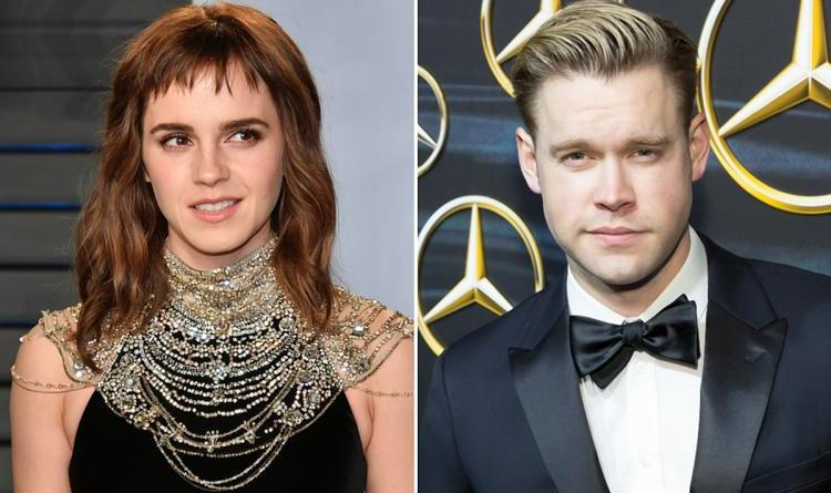 Emma Watson and 'Glee' actor Chord Overstreet are dating 3