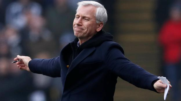 Hard to see a route back to management for Pardew - Wright 1