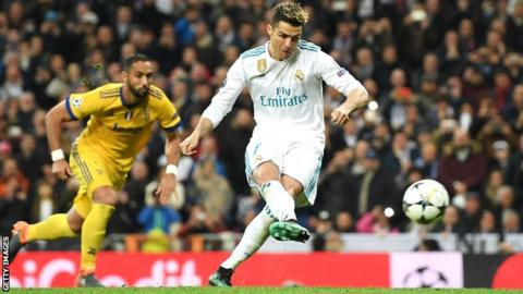 Ronaldo penalty puts Real through to semi-finals in dramatic style 7