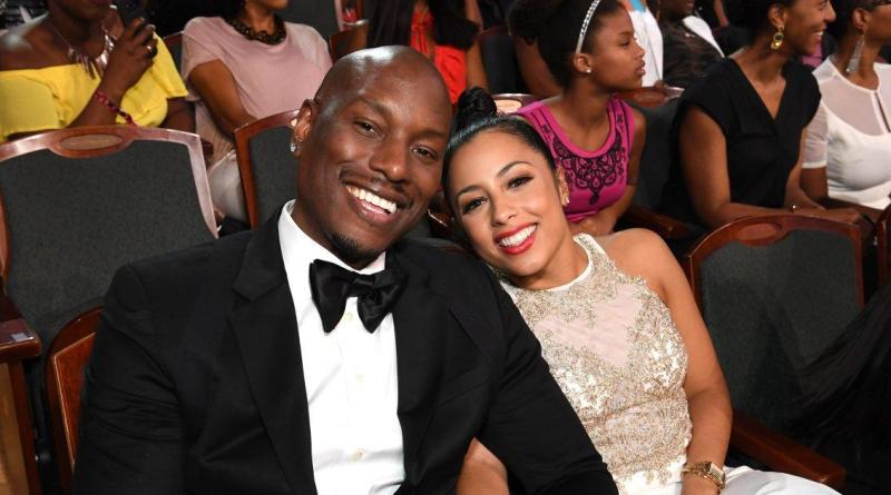 Tyrese Gibson, wife Samantha expecting a baby girl 4
