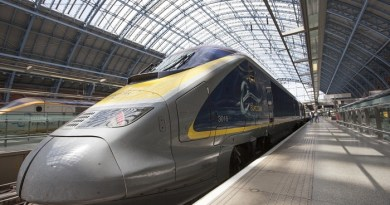French rail strikes hit services at Eurostar 4