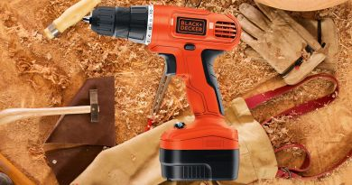 This Black and Decker Cordless Drill Is 50 Percent Off Today 2