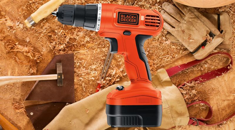 This Black and Decker Cordless Drill Is 50 Percent Off Today 13