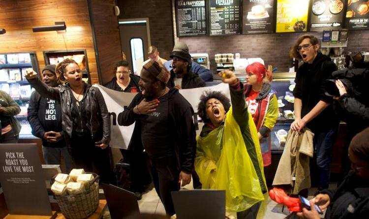 Philly Starbucks manager 'no longer' at store amid protests 6