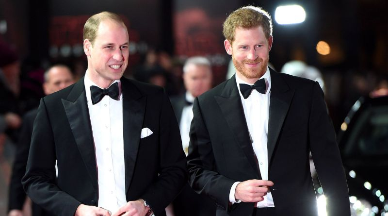 Prince Harry Asked Prince William to Be His Best Man at the Royal Wedding 9