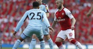 I could have made an impact in Russia - Wilshere 2
