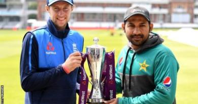 England v Pakistan: Dom Bess to make international debut at Lord's 8
