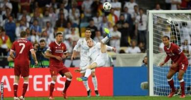 Bale stunner & Karius mistakes see Real beat Liverpool in Champions League