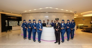 First Saudia flight departs from King Abdulaziz International Airport, Jeddah 3