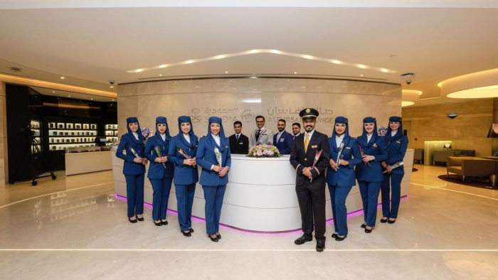 First Saudia flight departs from King Abdulaziz International Airport, Jeddah 6