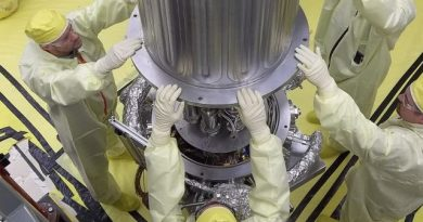 NASA Successfully Tests Nuclear Reactor to Power Future Missions 1