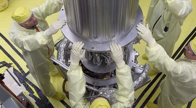 NASA Successfully Tests Nuclear Reactor to Power Future Missions 12