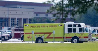 Santa Fe High Students Describe the Horrific Scene During Today's School Shooting 3