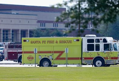 Santa Fe High Students Describe the Horrific Scene During Today's School Shooting