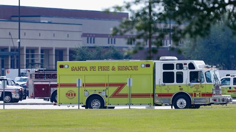 Santa Fe High Students Describe the Horrific Scene During Today's School Shooting 1