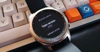 Samsung May Use Wear OS Instead of Tizen on Upcoming Smartwatches 1