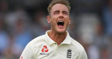 Critical comments about me were not justified, says England's Broad 5