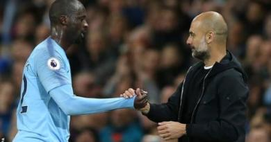 Guardiola often has problem with Africans - Toure 4