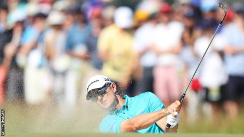 Rose one back as four share US Open lead amid Mickelson penalty controversy 17