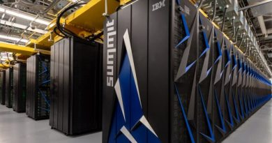 IBM, Department of Energy Unveil World's Fastest Supercomputer 1