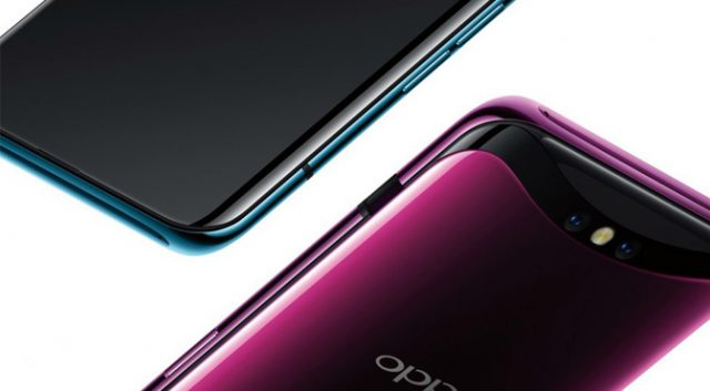 Oppo Find X With Pop-Up Cameras Ships in August for More Than $1,000 2