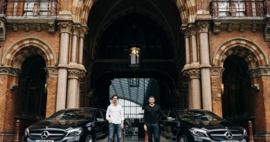 Virtuo car rental service launches in London 3
