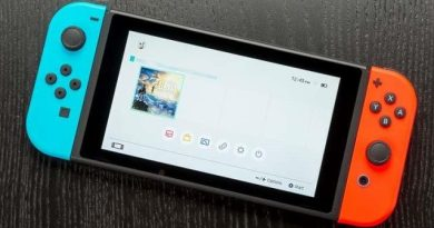 New Switch Consoles Patch Homebrew Vulnerability 3