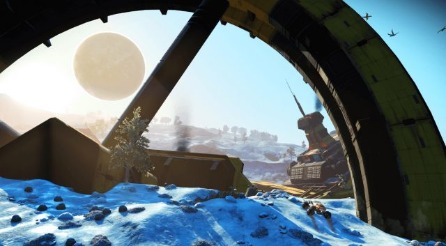 No Man's Sky Next Performance Disappoints 11