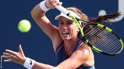 US Open 2018: Johanna Konta loses to Caroline Garcia in first round 4