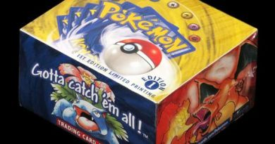 Someone Paid $56,000 for an Unopened Box of 1999 Pokémon Cards 4