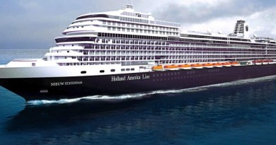Nieuw Statendam completes sea trials ahead of launch 3