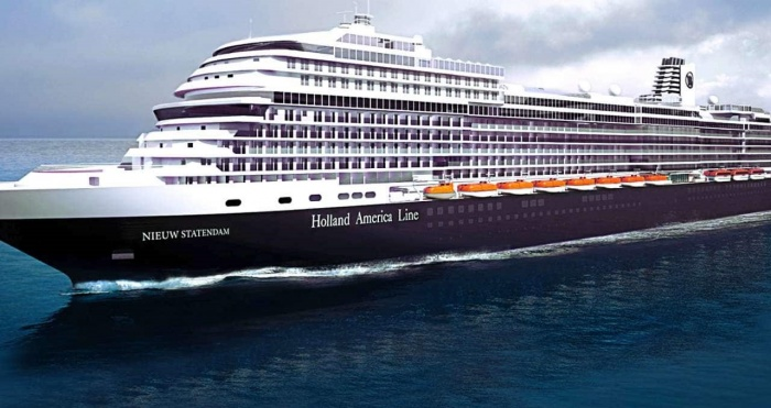 Nieuw Statendam completes sea trials ahead of launch 7