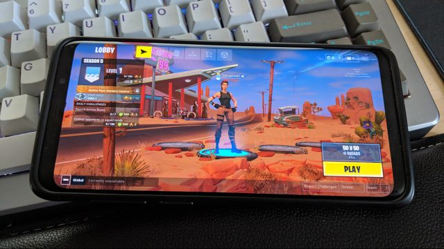 Fortnite Android Beta Roundup: Disappointing, Frustrating, Samsung-Only 3