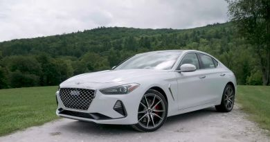 The Genesis G70 Is Better Than Cars That Had a 40-Year Head Start 1
