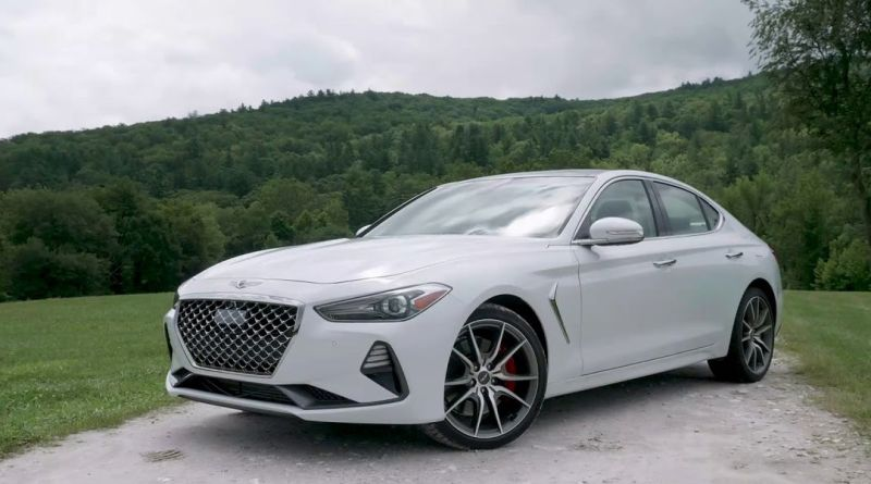 The Genesis G70 Is Better Than Cars That Had a 40-Year Head Start 9