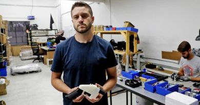 Cody Wilson Feels an Obligation to His 3D-Printed Guns—But Not Those Who May Die Because of Them 4