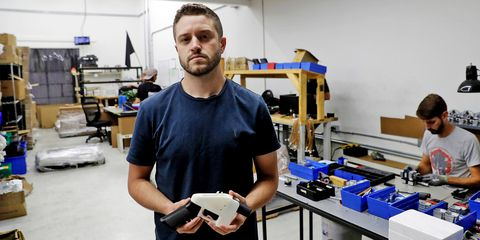 Cody Wilson Feels an Obligation to His 3D-Printed Guns—But Not Those Who May Die Because of Them 6