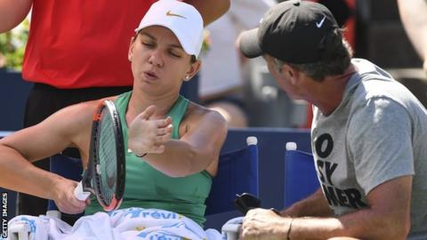 Wimbledon could be willing to rethink on-court coaching - chairman 8
