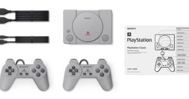 Sony Is Bringing Back the PlayStation One with the New PlayStation Classic 4