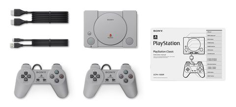 Sony Is Bringing Back the PlayStation One with the New PlayStation Classic 15