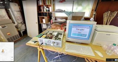 For Its 20th Birthday, Google Is Offering You a Glimpse Into Its Childhood Garage 3
