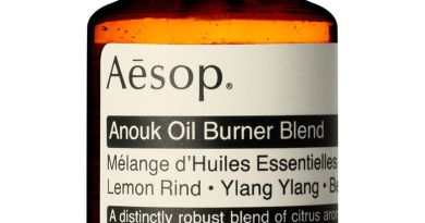 Aesop's Brass Oil Burner Is a Piece of Art That Makes Your Home Smell Better
