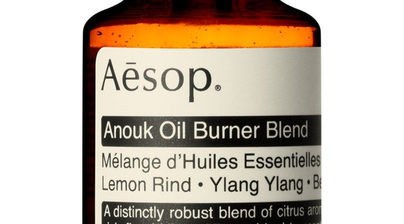 Aesop's Brass Oil Burner Is a Piece of Art That Makes Your Home Smell Better 1