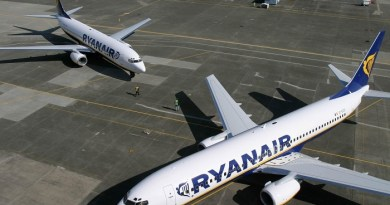 Ryanair sees profits slip as strikes take toll 2