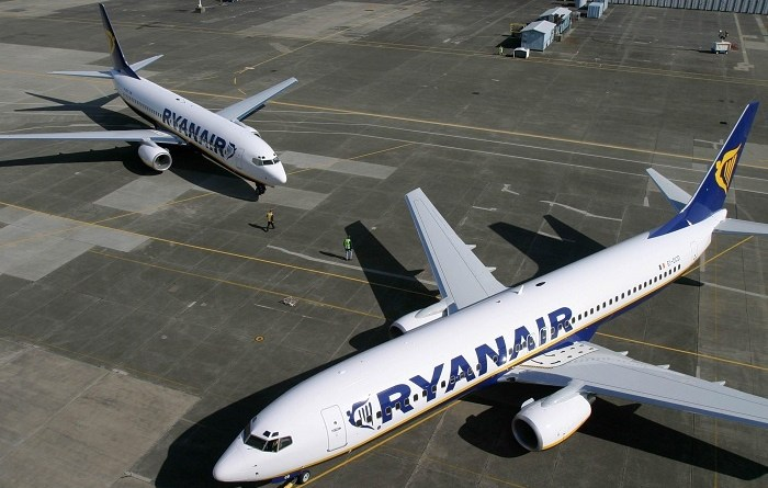 Ryanair sees profits slip as strikes take toll 3