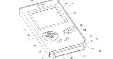 Nintendo Patent Reveals Case That Turns Your Phone Into a Game Boy 5