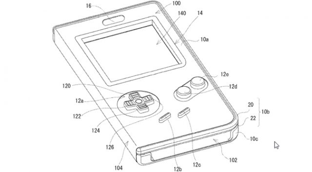 Nintendo Patent Reveals Case That Turns Your Phone Into a Game Boy 9