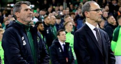 Martin O'Neill and Roy Keane leave Republic of Ireland roles 1