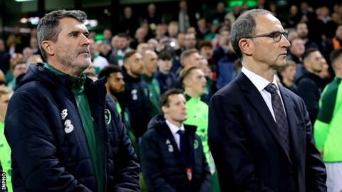 Martin O'Neill and Roy Keane leave Republic of Ireland roles 12