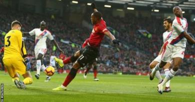 Manchester United 0-0 Crystal Palace: Eagles frustrate Mourinho's men 3